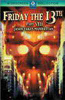 Poster:FRIDAY THE 13TH PART VIII - JASON TAKES MANHATTAN
