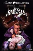 Poster:DEVIL RIDES OUT, THE a.k.a. The Devil's Bride
